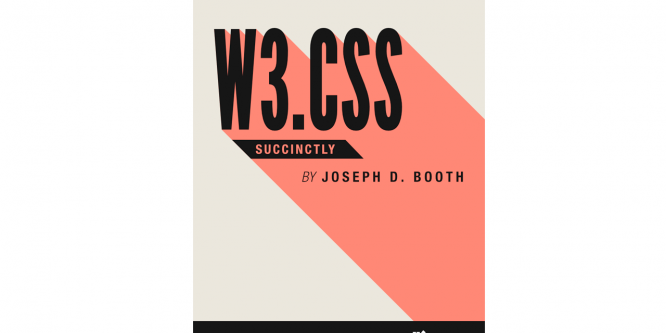 W3.CSS SUCCINCTLY