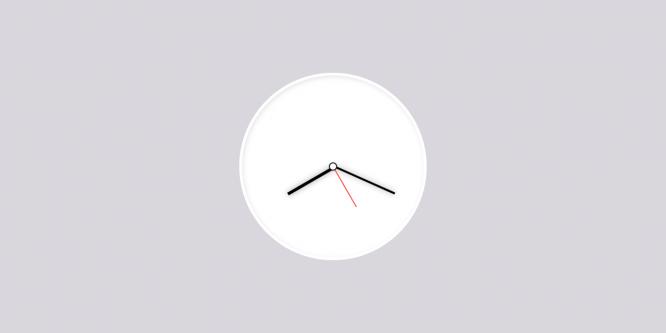 CSS Clocks | WebArtDeveloper