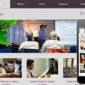 Techno Educational Mobile Website Template