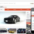 Cars Online – Automobile Website Template