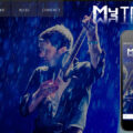 MyTrack personal portfolio web and Mobile Website Template