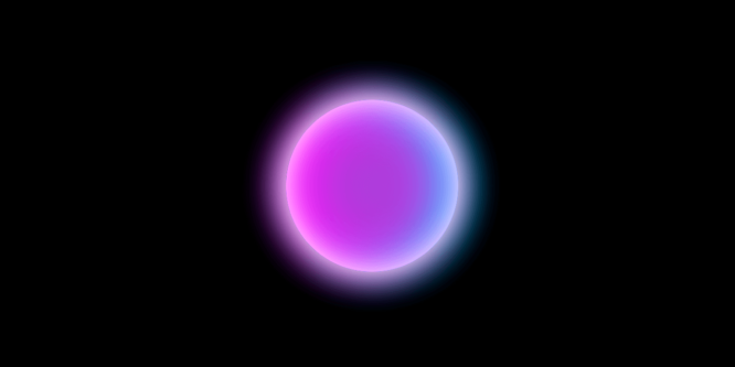 GLOWING TRANSLUCENT MARBLE