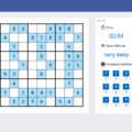 SUDOKU WITH MATERIAL DESIGN