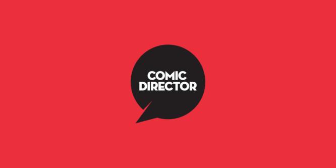 COMIC DIRECTOR SPLASH ANIMATION