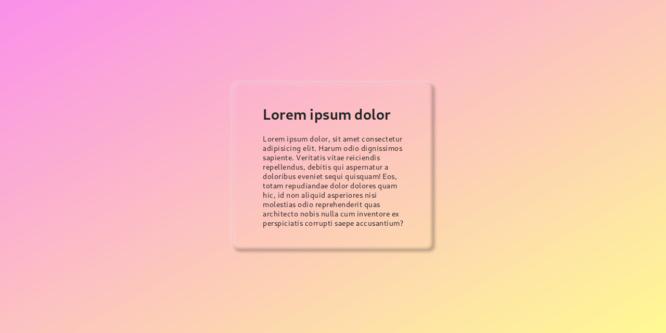 NEUMORPH CARD SOFT UI