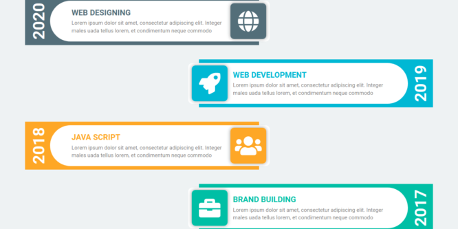 BOOTSTRAP TIMELINE STYLE 108