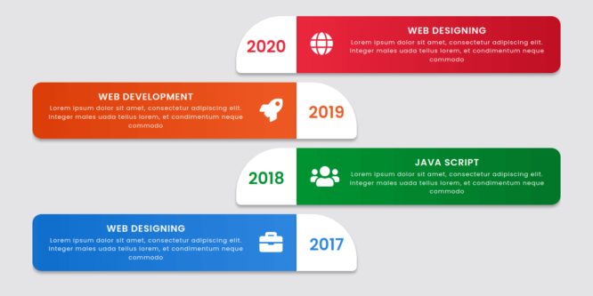 BOOTSTRAP TIMELINE STYLE 98
