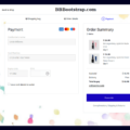 BOOTSTRAP 4 STEP CREDIT CARD PAYMENT FORM