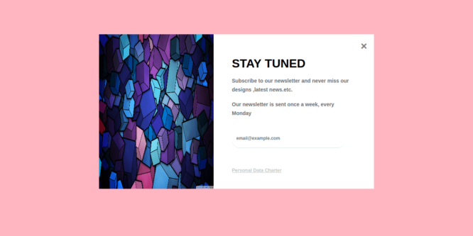 BOOTSTRAP 4 SUBSCRIBE TO OUR NEWSLETTER