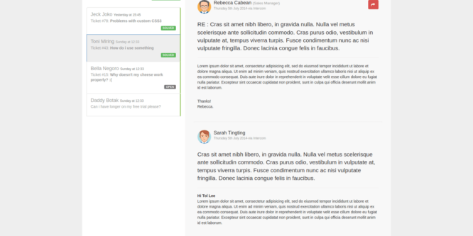 BOOTSTRAP MESSAGES OR CONVERSATIONS